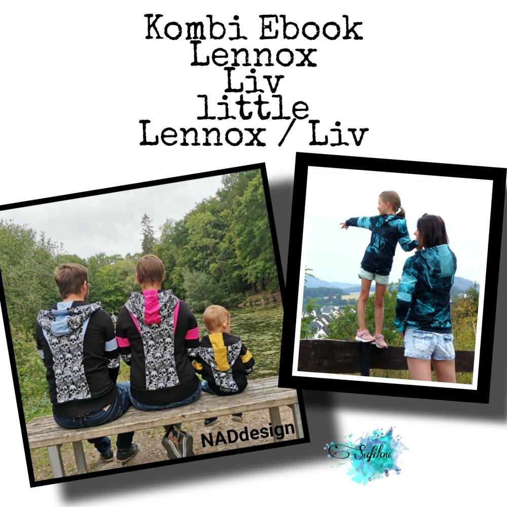 Kombi Ebook Lennox / Liv / Little Lennox / LittleLiv